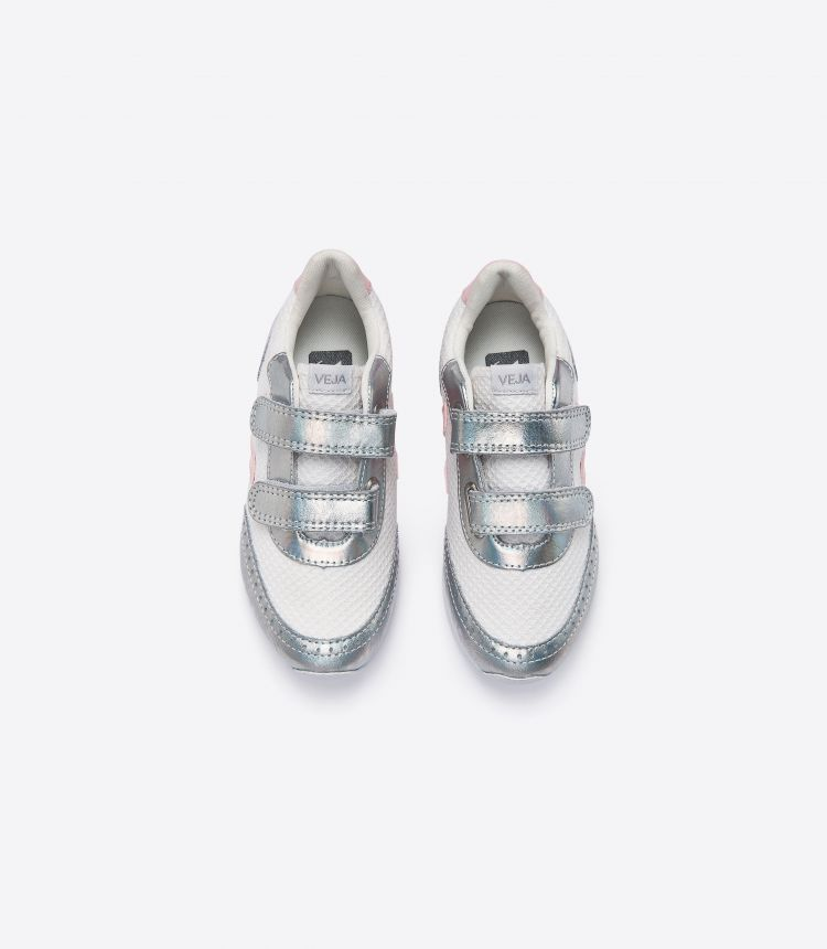 ARCADE 灰色 银色 粉红色