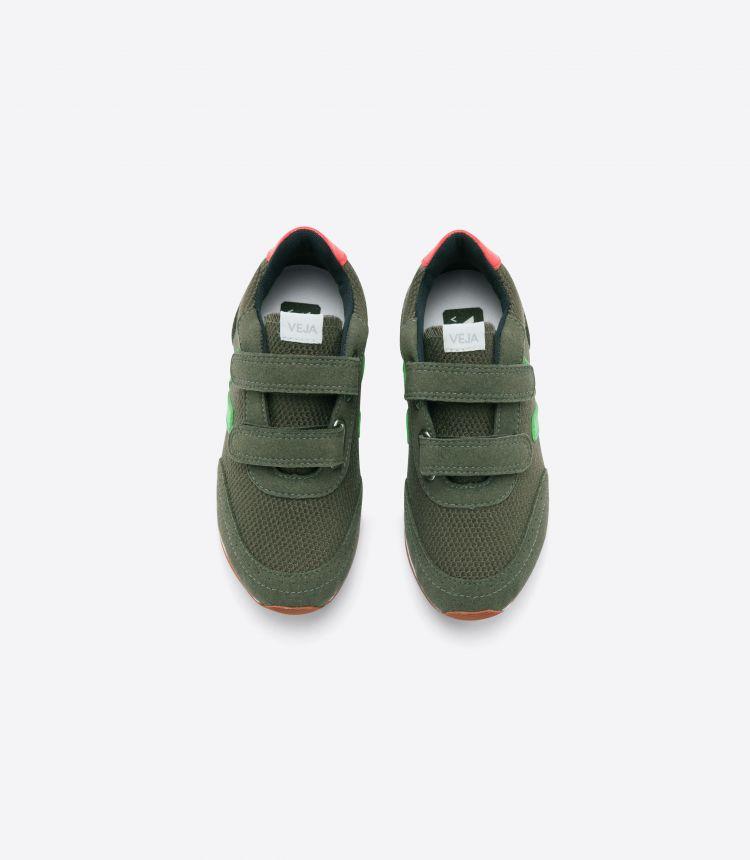ARCADE B-网布布 橄榄色 绿色 红色