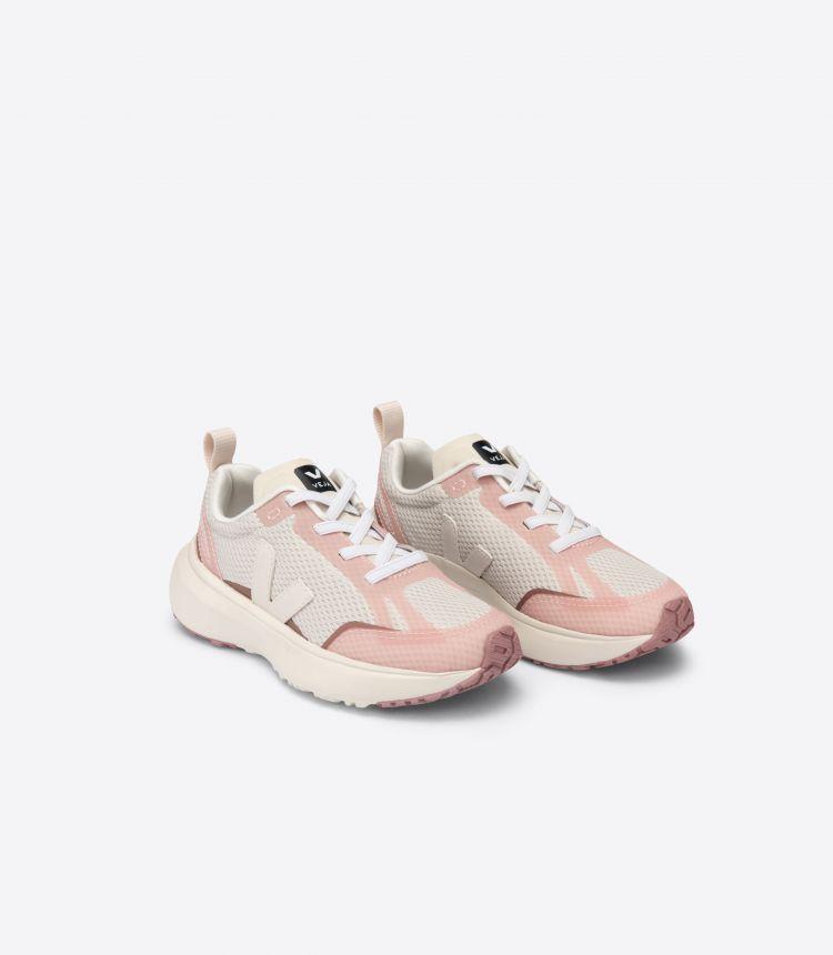 CANARY ALVEOMESH 自然色 粉红色