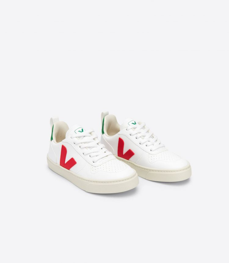 V-10 C.W.L 白色 红色 绿色