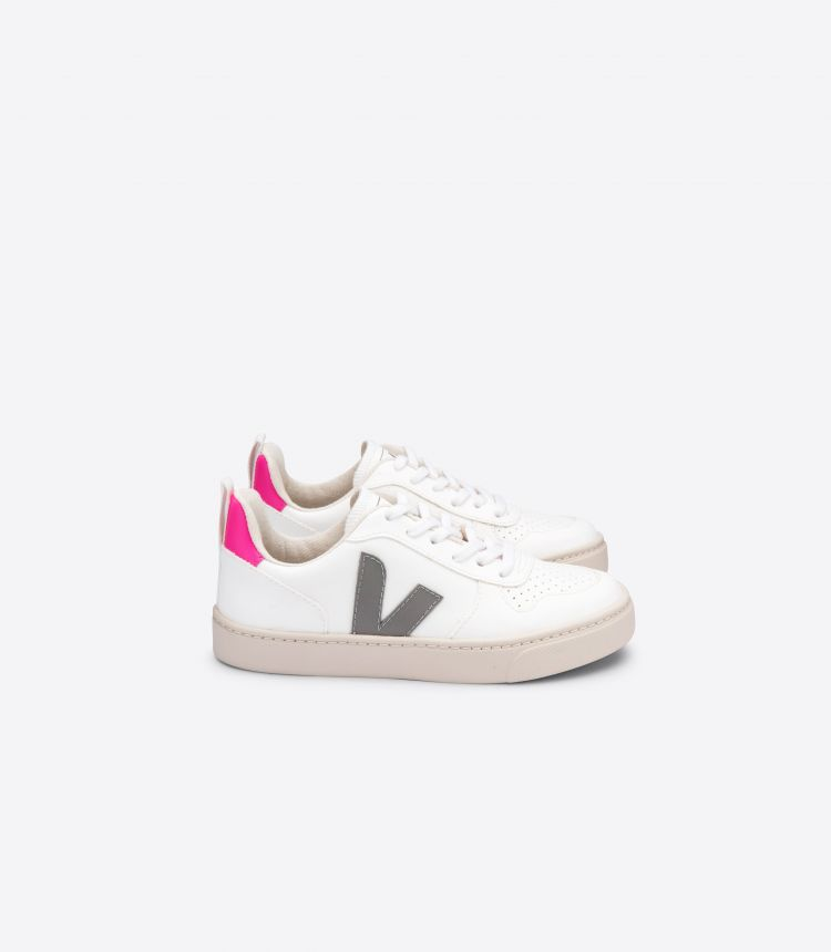V-10白色灰色粉红色