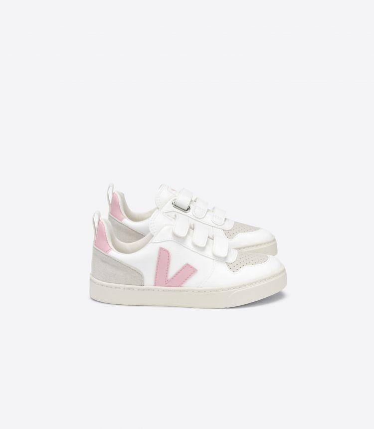 V-10 CWL 白色 粉红色