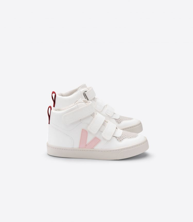 V-10 MID白色粉红色深酒红色