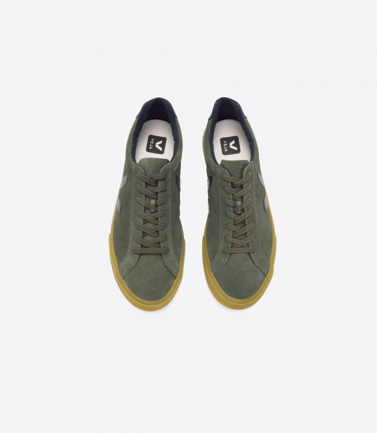 ESPLAR 橄榄色 黑色 自然色 鞋底