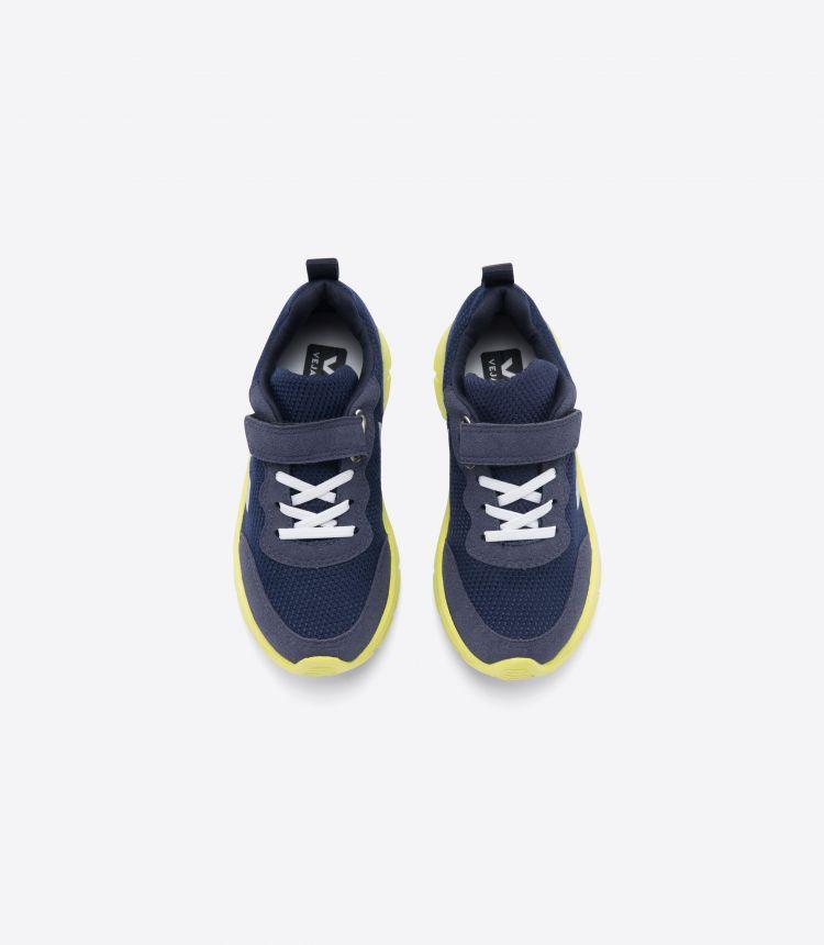 GORILLA B-网布布 海蓝色 白色 黄色