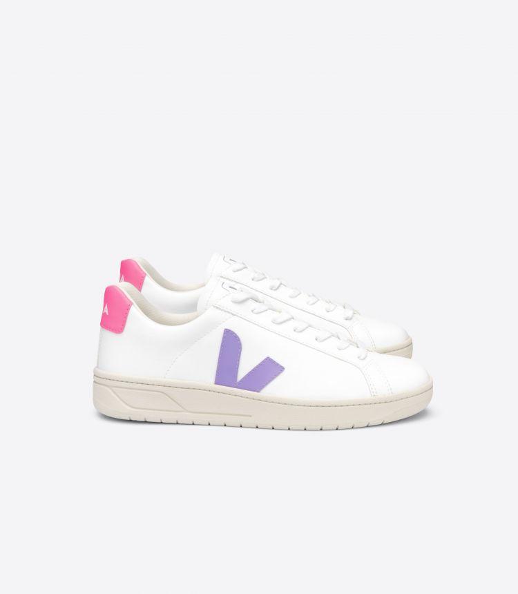 URCA C.W.L 白色 紫色 粉红色