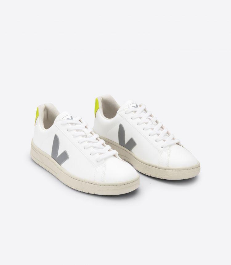 URCA 白色灰色荧光黄