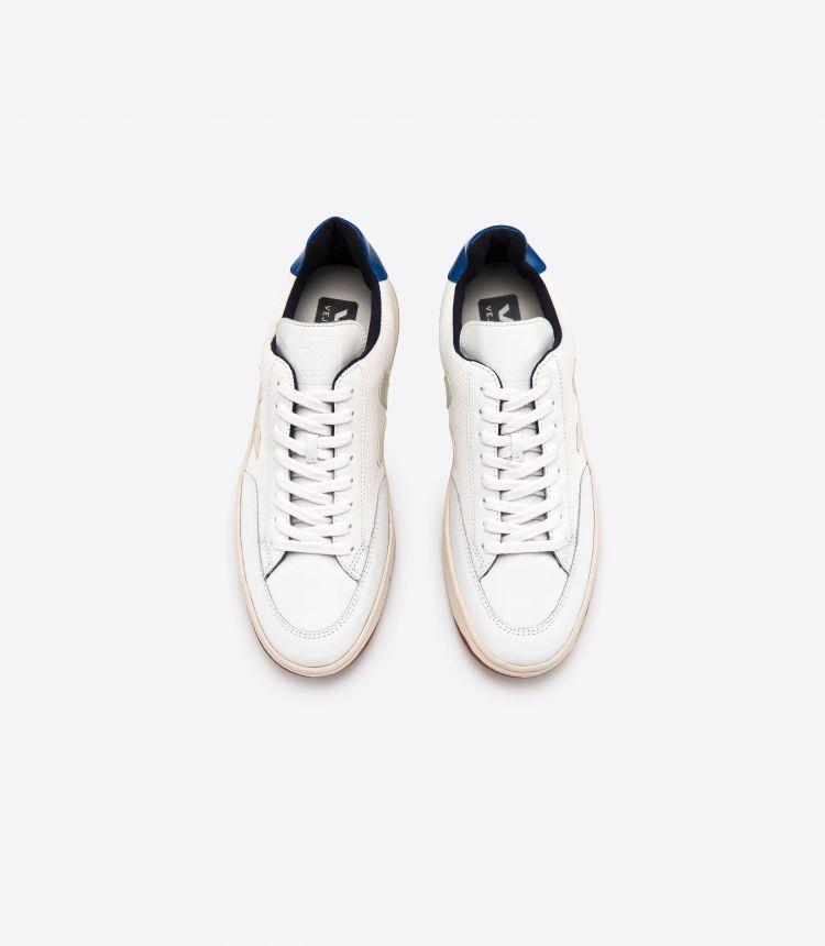 V-12 B-网布布 白色 靛青色 铁锈色 鞋底