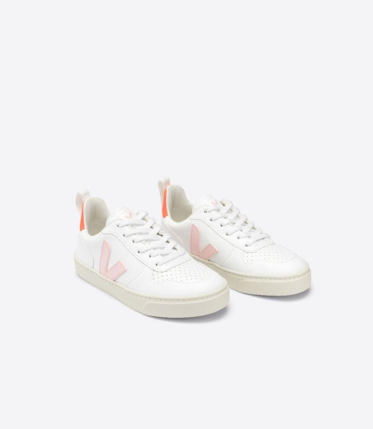 V-10 CWL 白色 粉红色 荧光橙