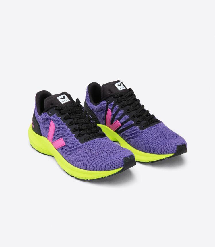 MARLIN LT V织法 超紫色 荧光黄