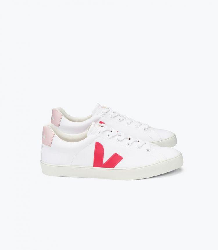 ESPLAR-SE CANVAS 白色 荧光粉 粉红色