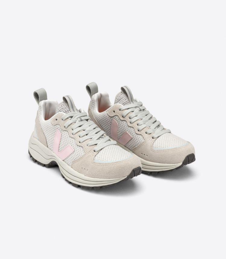 VENTURI 六聚网格布 灰色 粉红色