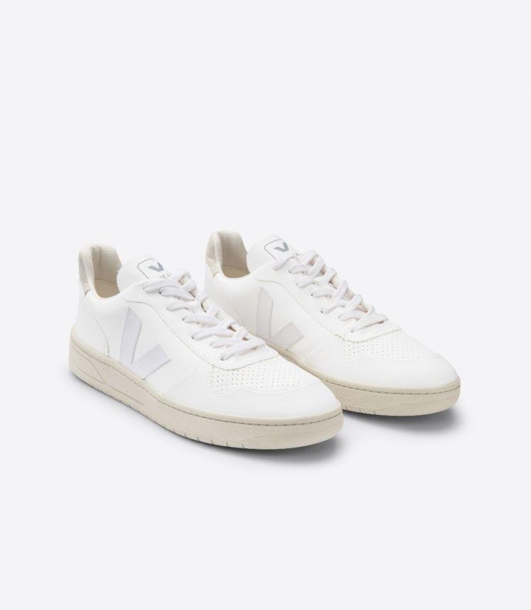 V-10 白色 白色 自然色
