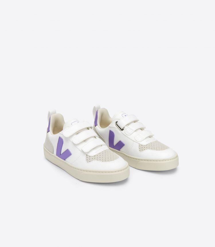 V-10 C.W.L 白色 紫色