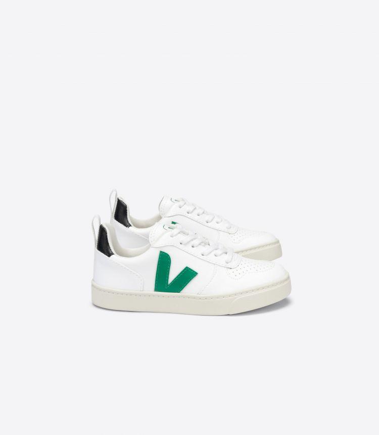 V-10 CWL 白色 绿色 黑色