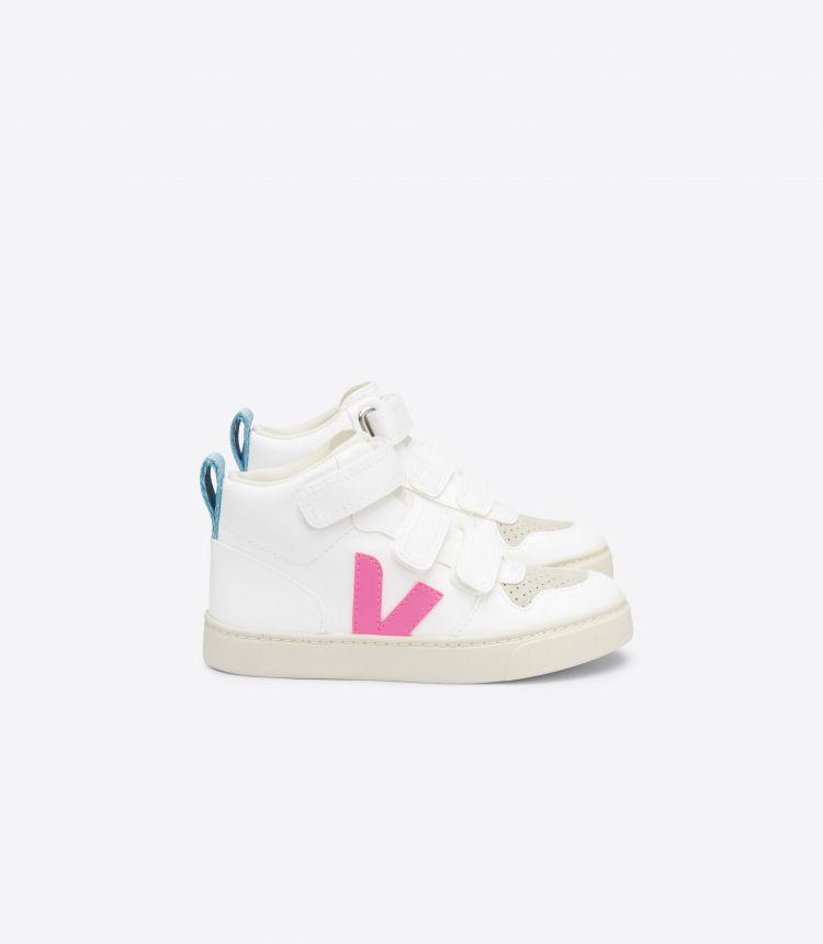 V-10 MID C.W.L 白色 粉红色 灰色