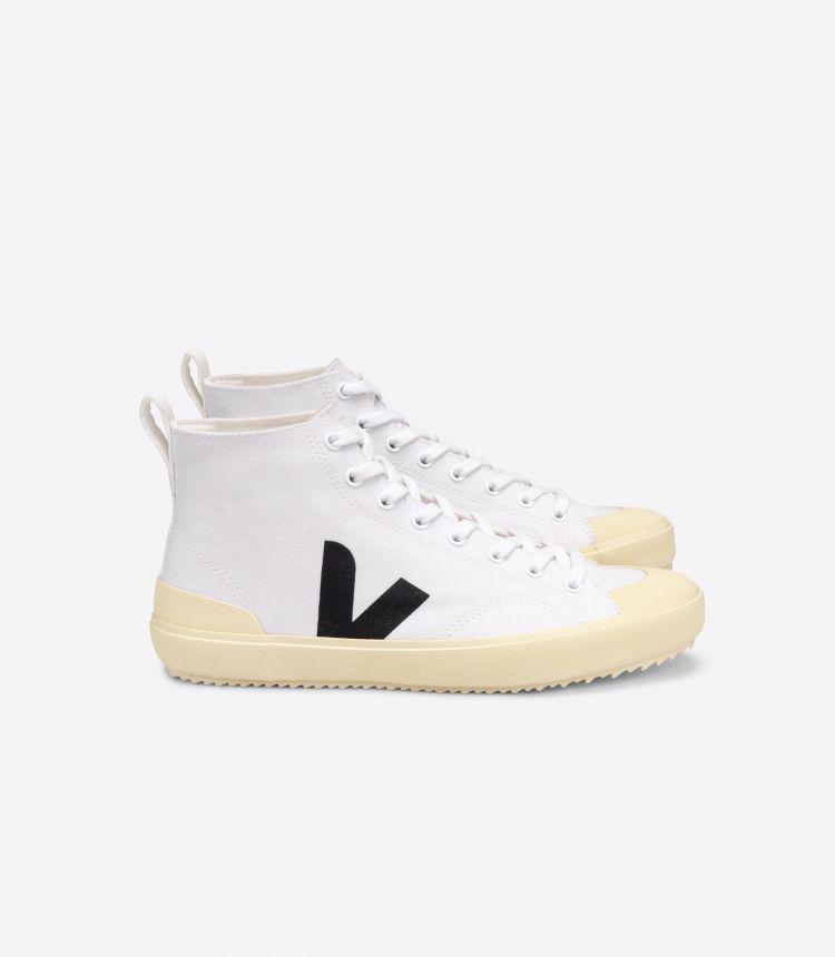 NOVA HT 帆布 白色 黑色 米黄色 鞋底