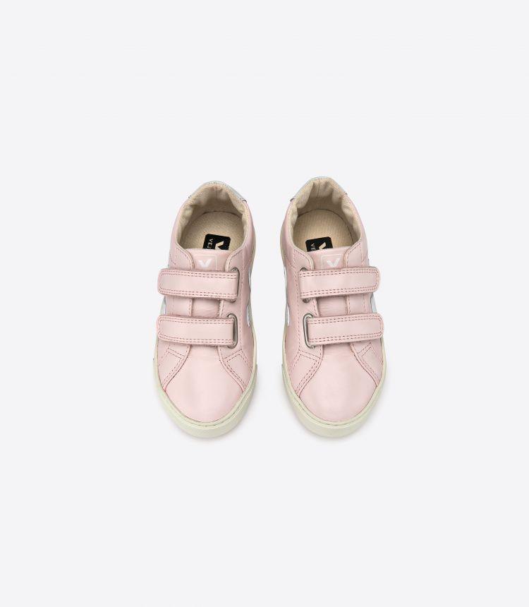 ESPLAR  皮革 粉红色 白色