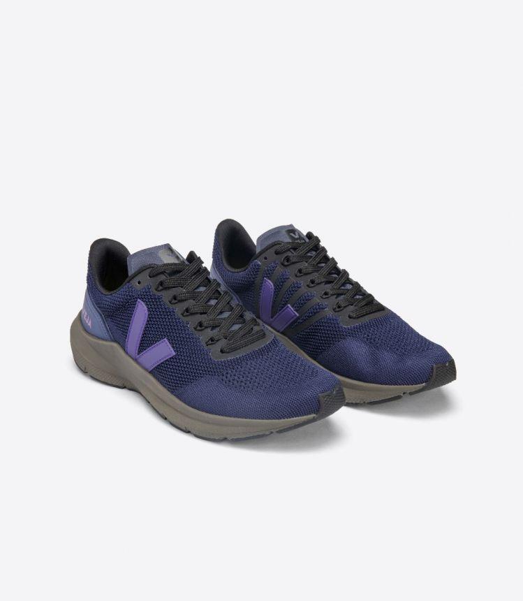 MARLIN V织法 蓝色 紫色 卡其色 鞋底